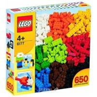 LEGO Bricks & More 6177 Основные элементы