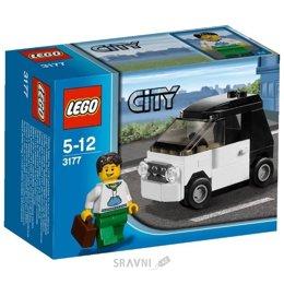 Конструктор детский LEGO City 3177 Маленький автомобиль
