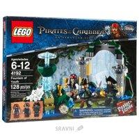 Конструктор детский Конструктор LEGO Pirates of the Caribbean 4192 Фонтан Юности