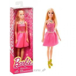 Куклу Mattel Barbie Сияние моды (DGX82)