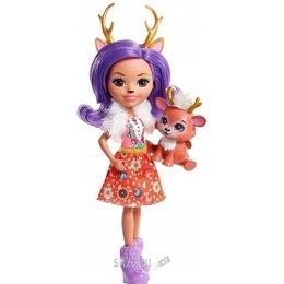 Куклу Mattel Олениха Дениса (FNH23)