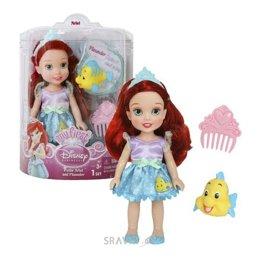 Куклу Disney Принцессы Дисней Малышка с питомцем (754910)