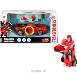 Трансформер Робот-Игрушку Dickie Toys Transformers Сайдсвайп (3113001)