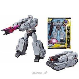 Трансформер Робот-Игрушку Hasbro Transformers Кибервселенная Мегатрон (E2066)