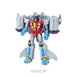 Трансформер Робот-Игрушку Hasbro Transformers Action Attacker 20 Bania (E1886_E1906)