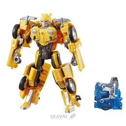 Трансформер Робот-Игрушку Hasbro Transformers Заряд Энергона Нитро Бамблби (E0700_E0763)