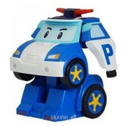 Радиоуправляемую модель для детей Silverlit Робот-трансформер Полли Robocar Poli (83086)