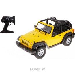 Радиоуправляемую модель для детей Meizhi Jeep Wrangler 1:10 (2060F)