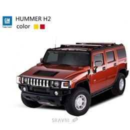 Meizhi Hummer H2 Blue 1:24 (MZ-25020A)
