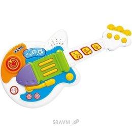 Музыкальная игрушка Weina Рок-гитара (2099)
