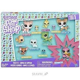 Игровую фигурку Hasbro Littlest Pet Shop Коллекция фигурок (B9343)