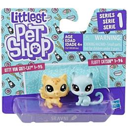 Игровую фигурку Hasbro Littlest Pet Shop Пет в закрытой упаковке (B9386)
