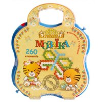 Развивающую игрушку для малыша Тигрес Детская мозаика, 260 элементов (39113)