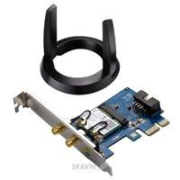 Беспроводное оборудование для передачи данных Wi-Fi адаптер ASUS PCE-AC55BT