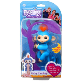 Интерактивную игрушку Wow Wee Обезьянка Fingerlings (W3700)