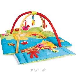 Развивающий коврик Canpol Babies Разноцветный океан 68/030