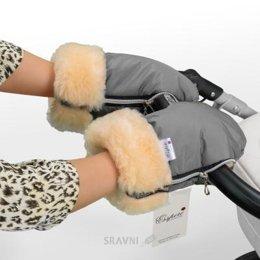 Аксессуар для колясок Esspero Муфта-рукавички для коляски Double