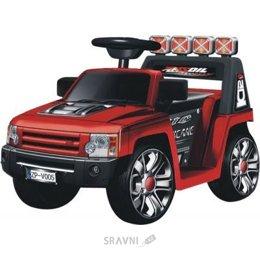 Детский электромобиль, веломобиль Barty Land Rover ZP-V005