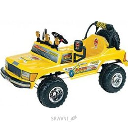 Детский электромобиль, веломобиль PILSAN Safari
