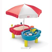 Little Tikes Песочница-стол Тихая гавань (401L)
