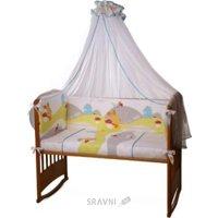 Детскую постель Perina Комплект в кроватку Кроха (7 предметов)