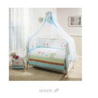 Детскую постель Perina Комплект в кроватку Глория (7 предметов)