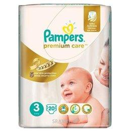 Подгузник Pampers Premium Care Midi 3 (20 шт.)