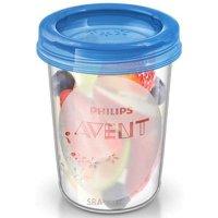 Товар для кормления детей Philips Контейнеры для хранения продуктов 5х240 мл (SCF639/05)