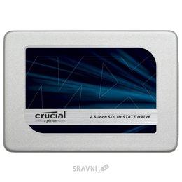 Фото Crucial MX300 525GB (CT525MX300SSD1)