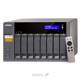 Жесткий диск, SSD-Накопитель QNAP TS-853A-4G