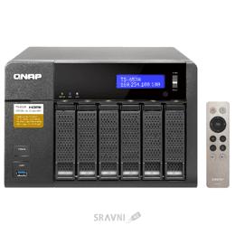 Жесткий диск, SSD-Накопитель QNAP TS-653A-8G