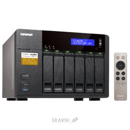 Жесткий диск, SSD-Накопитель QNAP TS-653A-4G