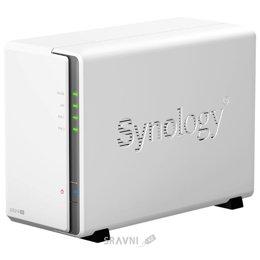 Жесткий диск, SSD-Накопитель Synology DS216se