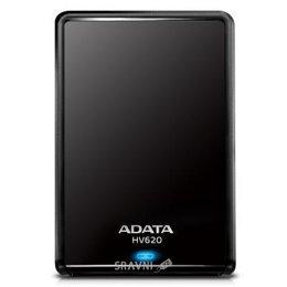 Жесткий диск, SSD-Накопитель A-Data HV620 3TB Black (AHV620-3TU3-CBK)