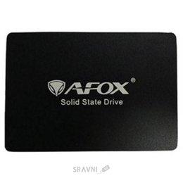 Жесткий диск, SSD-Накопитель AFOX 120GB SATAIII TLC (AFSN71BW120G)