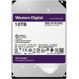 Жесткий диск, SSD-Накопитель Western Digital Purple 10TB (WD101PURZ)