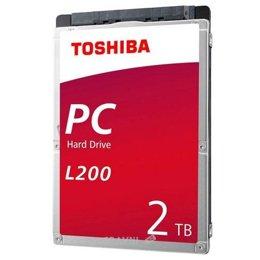 Жесткий диск, SSD-Накопитель Toshiba L200 2TB (HDWL120UZSVA)