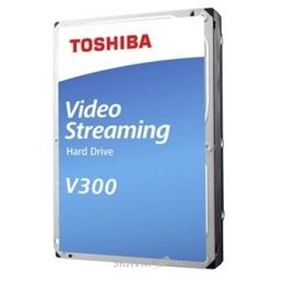 Жесткий диск, SSD-Накопитель Toshiba V300 2TB SATA/64MB (HDWU120UZSVA)