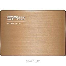 Жесткий диск, SSD-Накопитель Silicon Power Velox V70 240GB (SP240GBSS3V70S25)