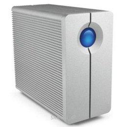 Жесткий диск, SSD-Накопитель LaCie 2big Quadra 8TB (LAC9000317)