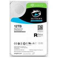 Жесткий диск (HDD) Seagate SkyHawk AI 12TB (ST12000VE0008)