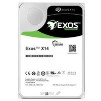 Жесткий диск (HDD) Seagate Exos X14 12TB (ST12000NM0008)