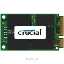 Жесткий диск, SSD-Накопитель Crucial M500 mSATA 480GB (CT480M500SSD3)