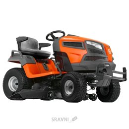 Трактор. Мини-трактор. Райдер Husqvarna TS 346