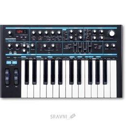 Синтезатор, цифровые пианино Novation Bass Station II