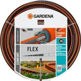 "Шланг полива GARDENA 18055-20 (FLEX 3/4"" 50m)"