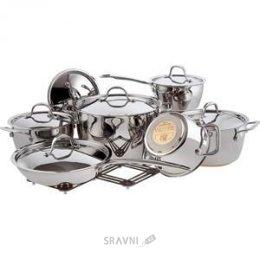 Набор посуды Vinzer 89021 Professional