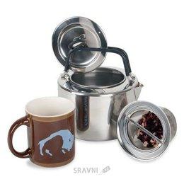 Туристическую посуду Tatonka Чайник Teapot 1,0 L