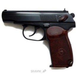 Пневматический пистолет Ижмех МР-654К-33