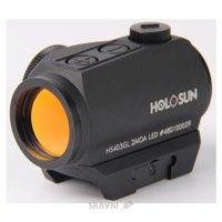 Оптический прицел Holosun PARALOW HS403GL Red Dot Sight